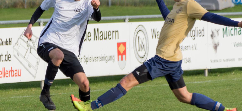 SpVgg Mauern A-Jugend TSV Nandlstadt